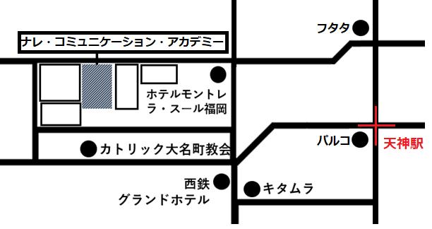 福岡会場(地図)